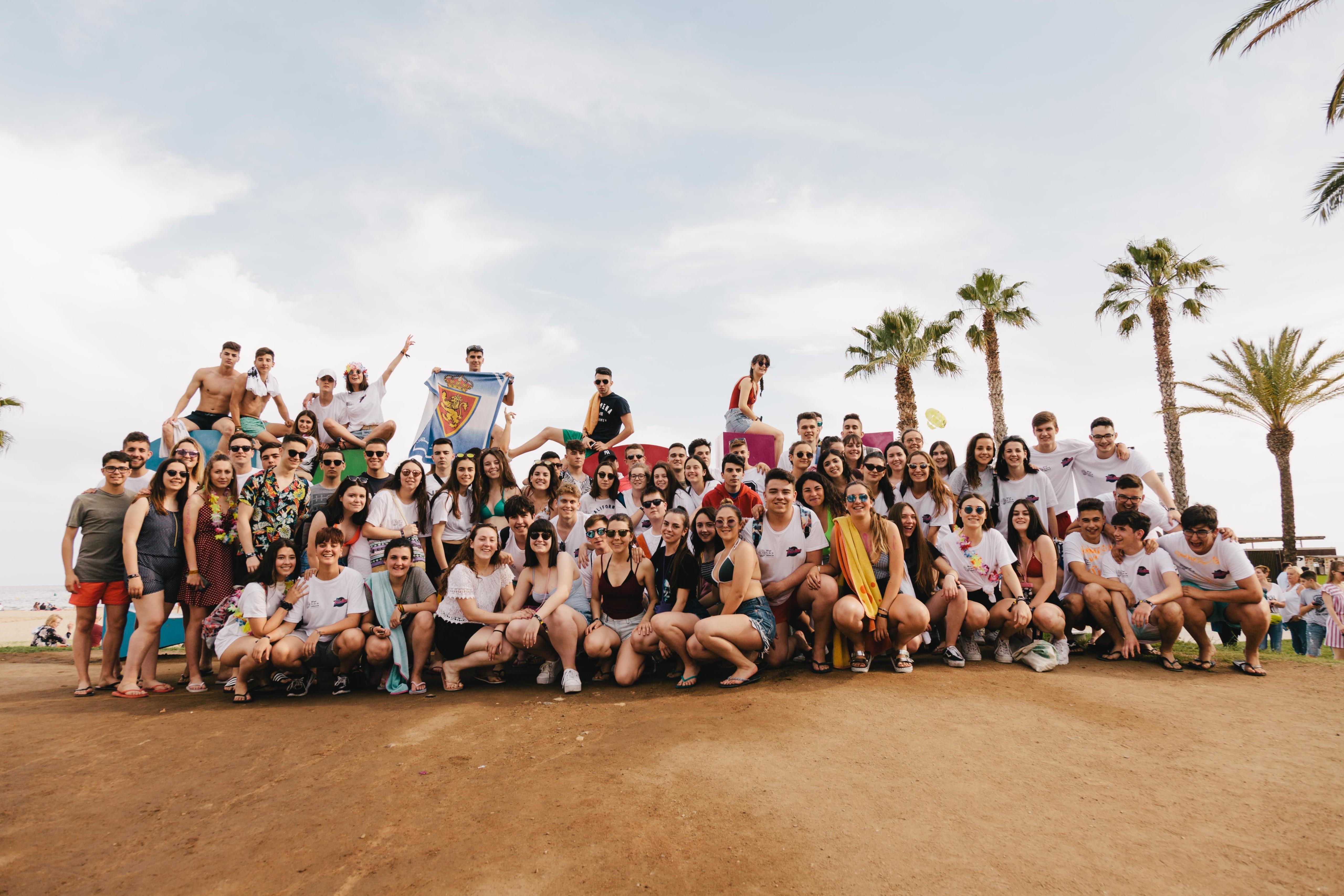 Viaje a salou 2019